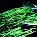 Grilled Asparagus | Jennifer Cooks