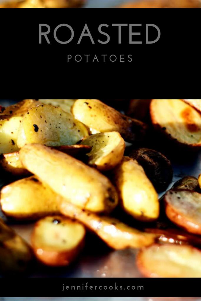 Roasted Potatoes | JenniferCooks.com
