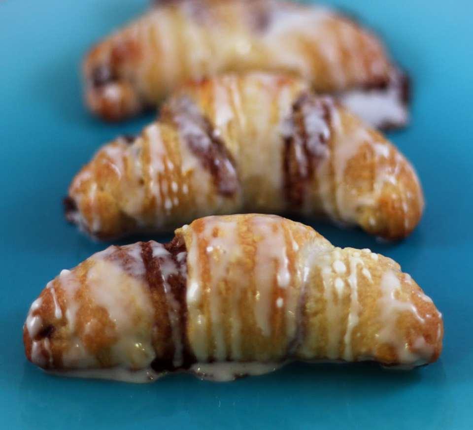 Cinnamon Crescent Rolls | JenniferCooks.com