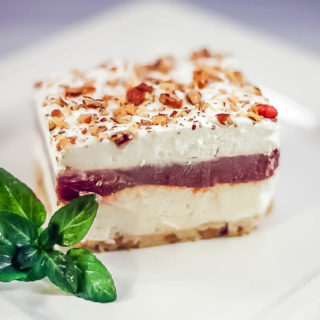 Four Layer Dessert | JenniferCooks.com