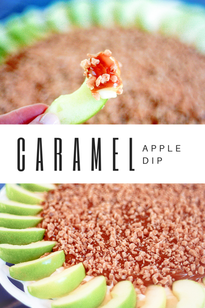 Caramel Apple Dip | JenniferCooks.com
