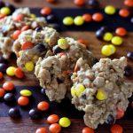 Reeces Pieces Drop Cookies
