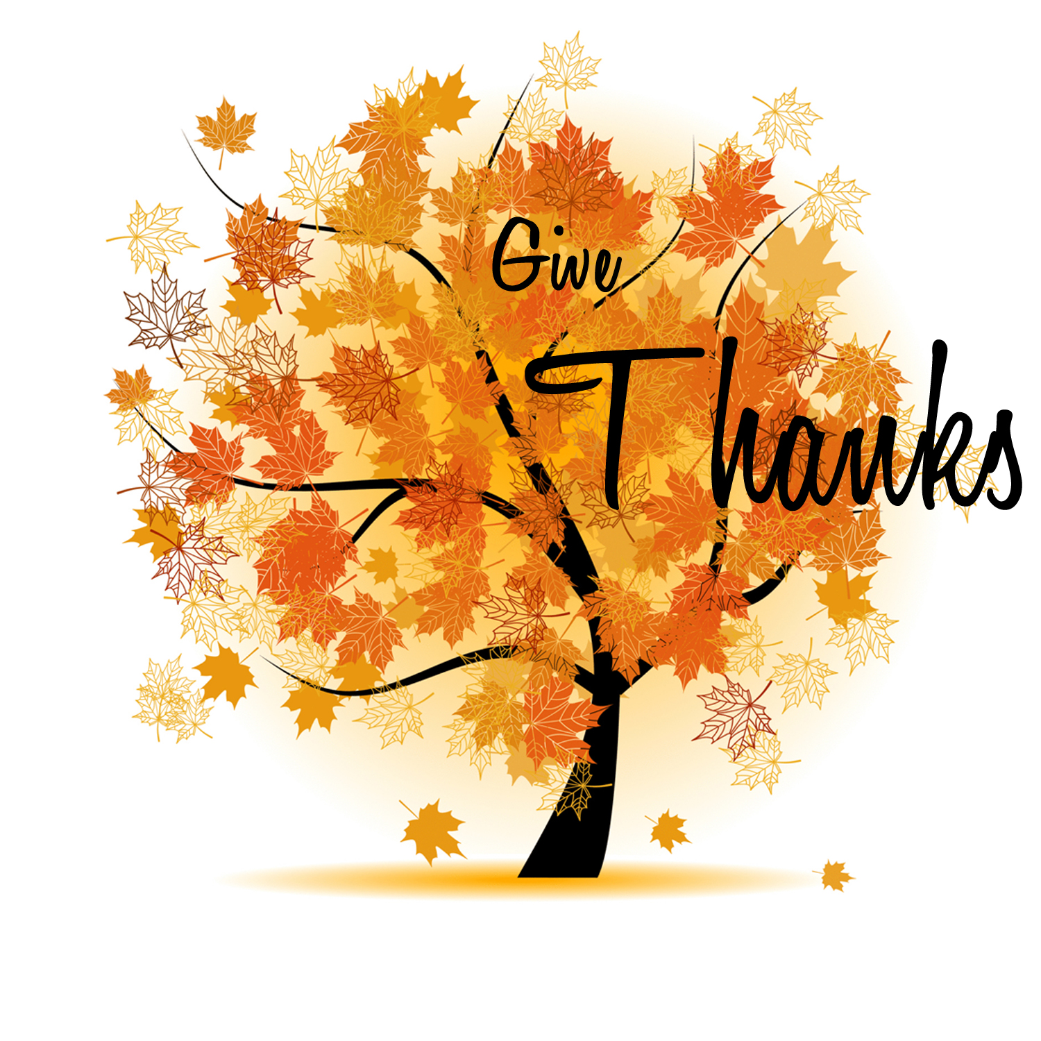 happy thanksgiving clip art - photo #45