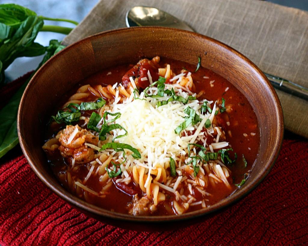 Lasagna Soup | Jennifer Cooks
