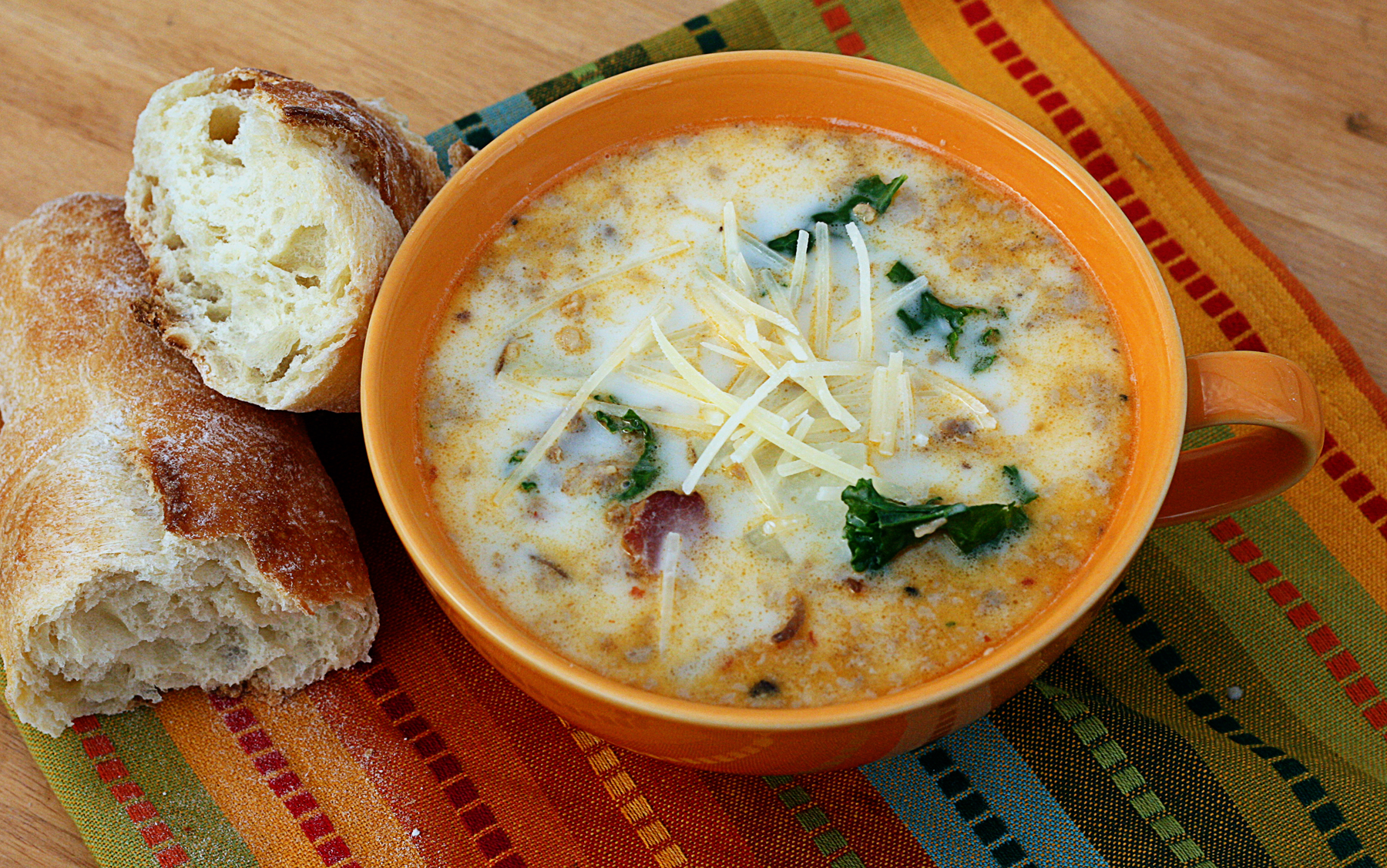 Zuppa Toscana | Cooking and Recipes