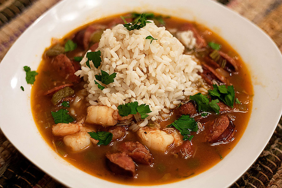 Louisiana Food Recipes