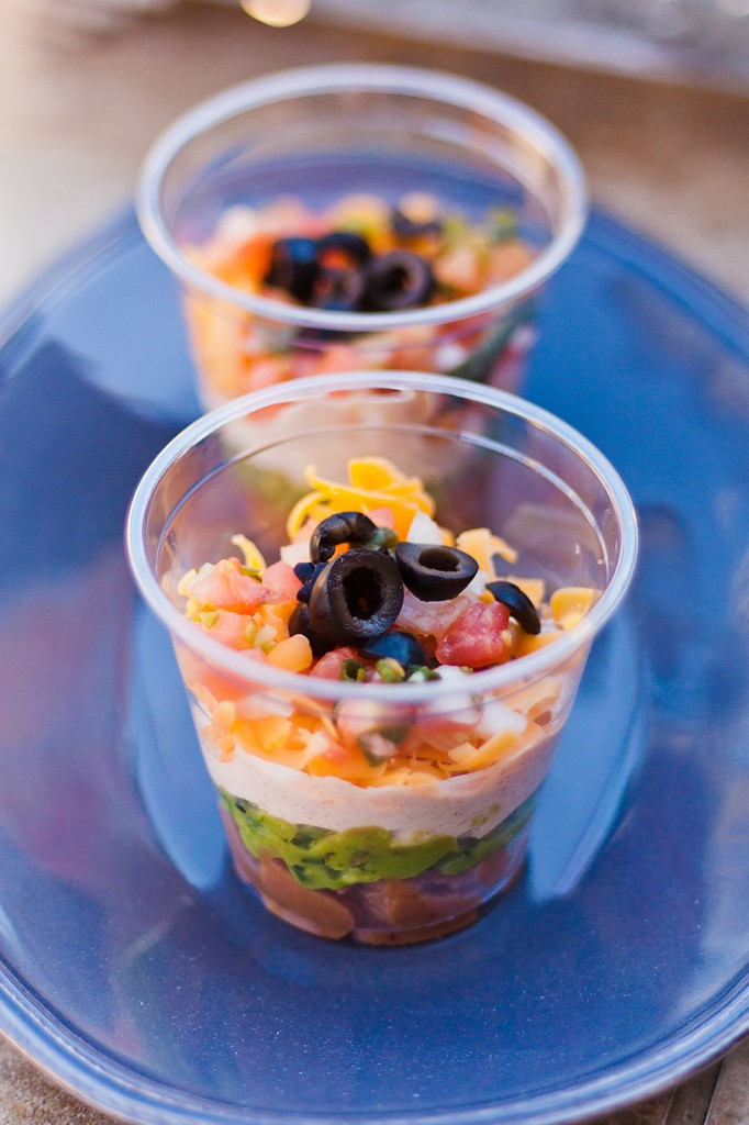 love 7 layer dip i remember as a child devouring it with fritos ...