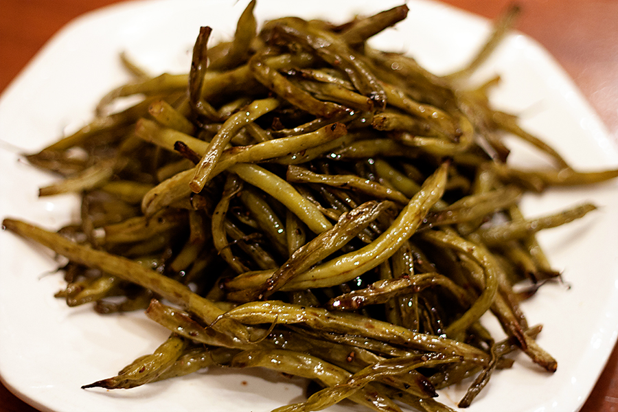 Roasted Green Beans | Cooking and Recipes