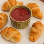 Pepperoni Pizza Crescent Rolls | Jennifer Cooks
