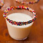 Sprinkle Dipped Cups | Jennifer Cooks