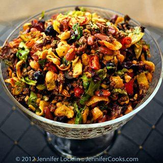 Catalina Taco Salad Recipe | JenniferCooks.com