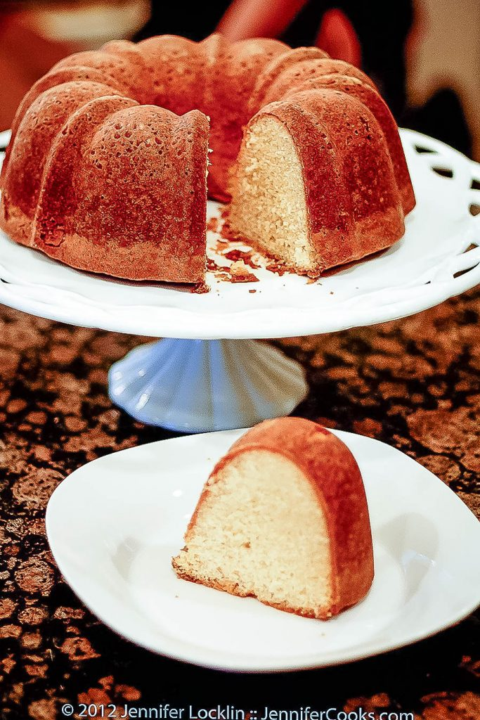 southern buttermilk pound cake recipe