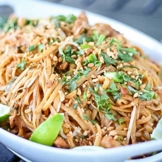 Pad Thai Recipe | JenniferCooks.com