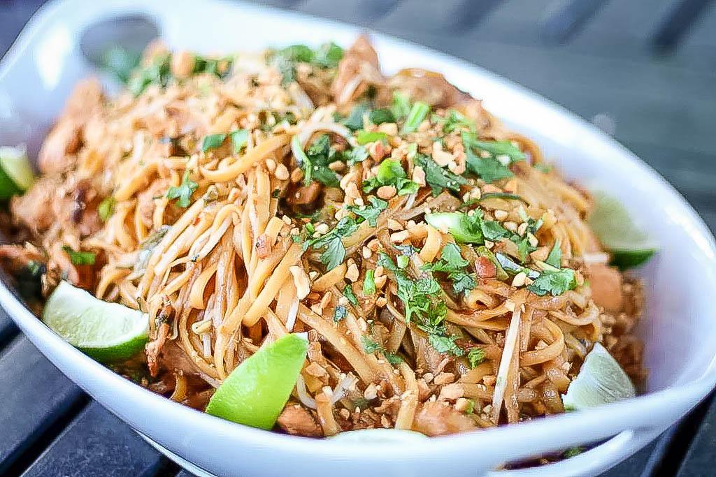 Easy Chicken Pad Thai Jennifer Cooks