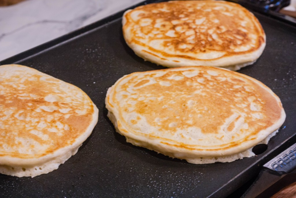 sourdough pancakes | jennifercooks.com