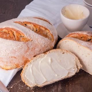 homemade-sourdough-bread   JenniferCooks.com