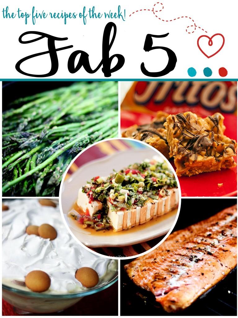 Fab 5 Week 3 | Jennifer Cooks