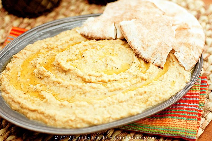 Hummus | Jennifer Cooks