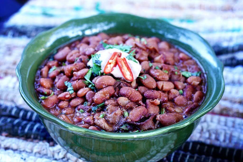 Charro Beans   Jennifer Cooks