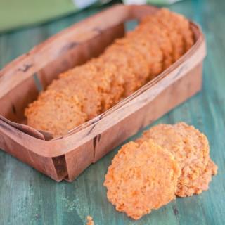 Cheese Snaps | Jennifer Cooks