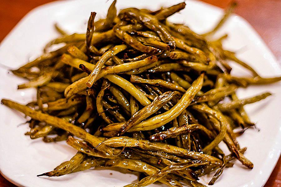 Oven Roasted Green Beans   Jennifer Cooks