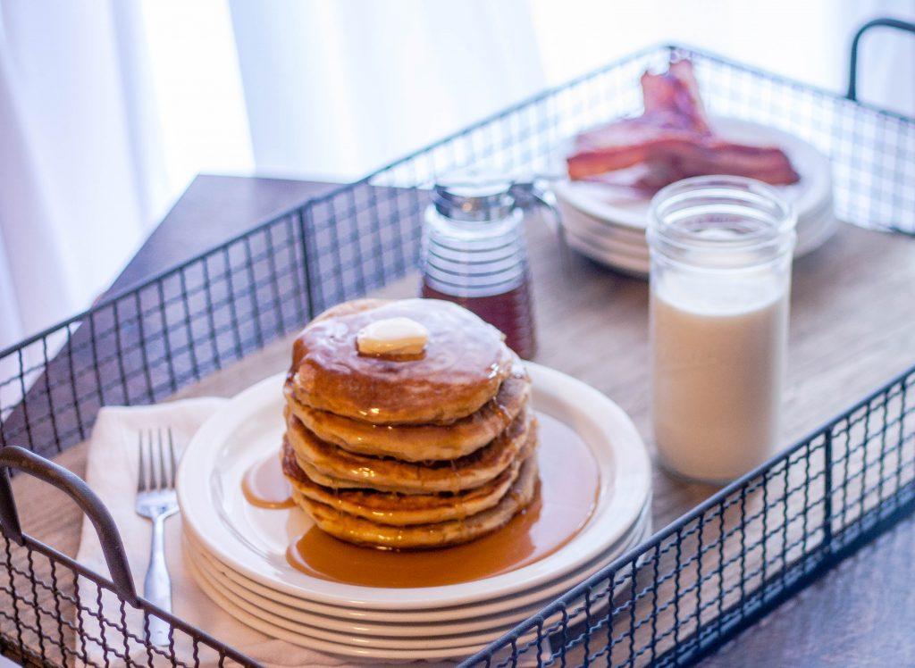 Sourdough Pancakes | Jennifer Cooks