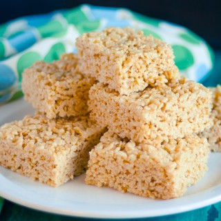 The Best Rice Krispie Treats