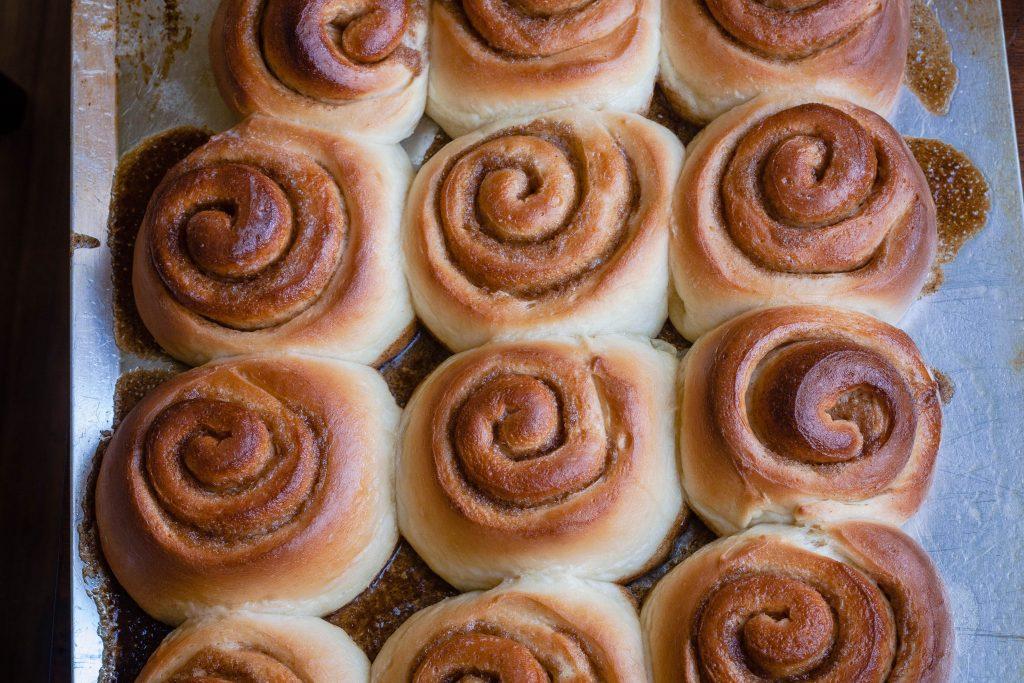 Homemade Cinnamon Rolls | Jennifer Cooks
