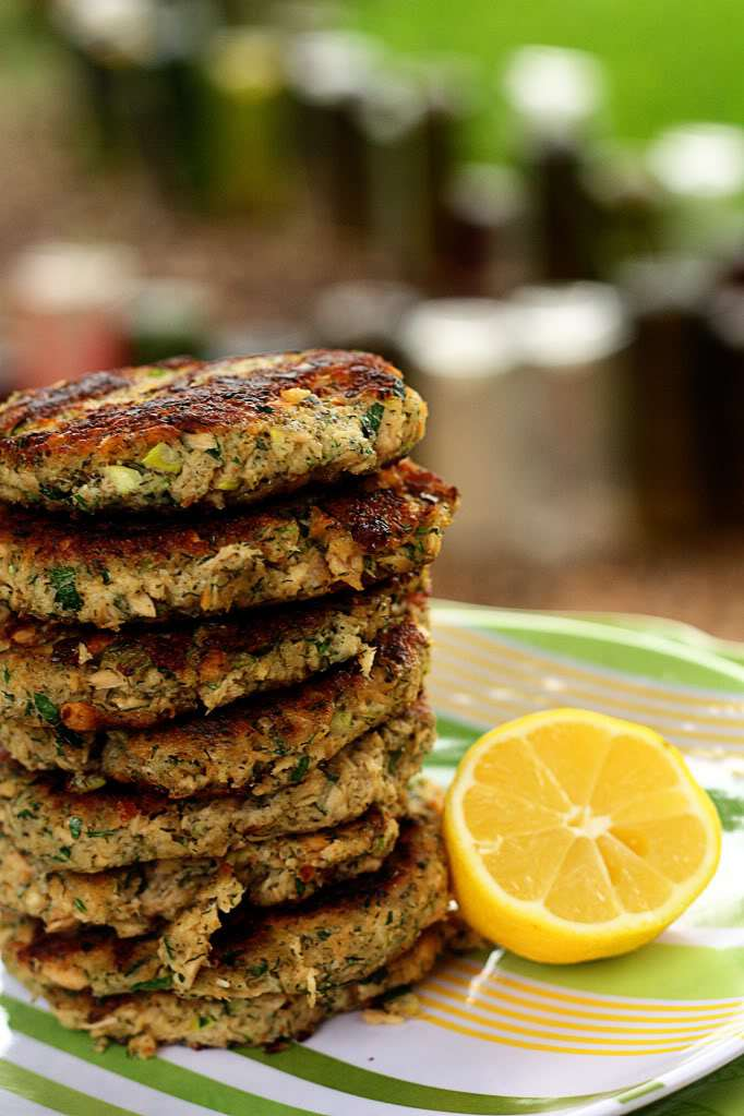 Salmon Patties | Jennifer Locklin