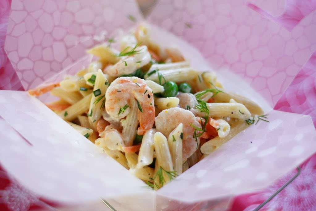 Shrimp Pasta Salad   Jennifer Cooks