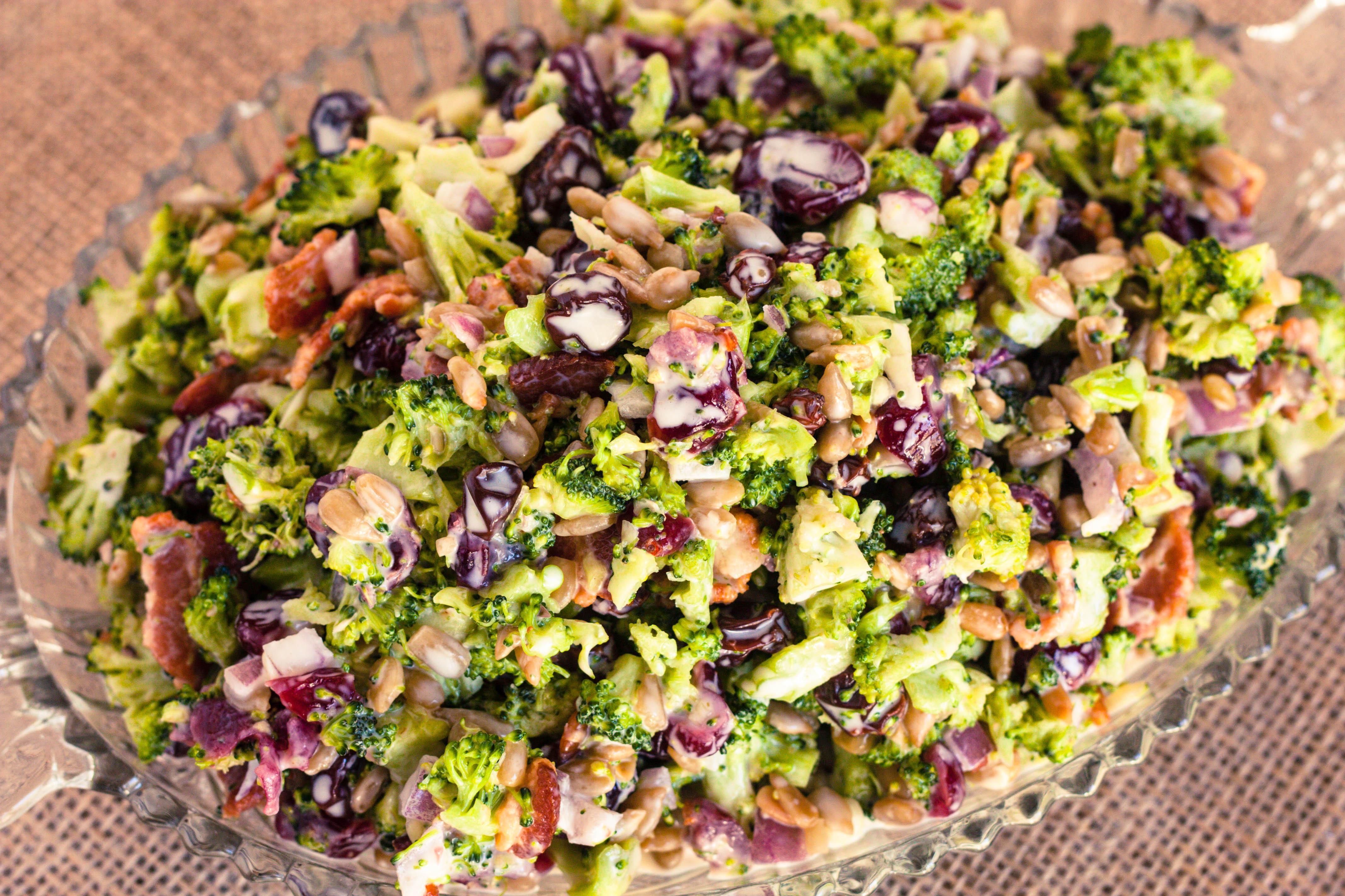 Broccoli Salad Jennifer Cooks