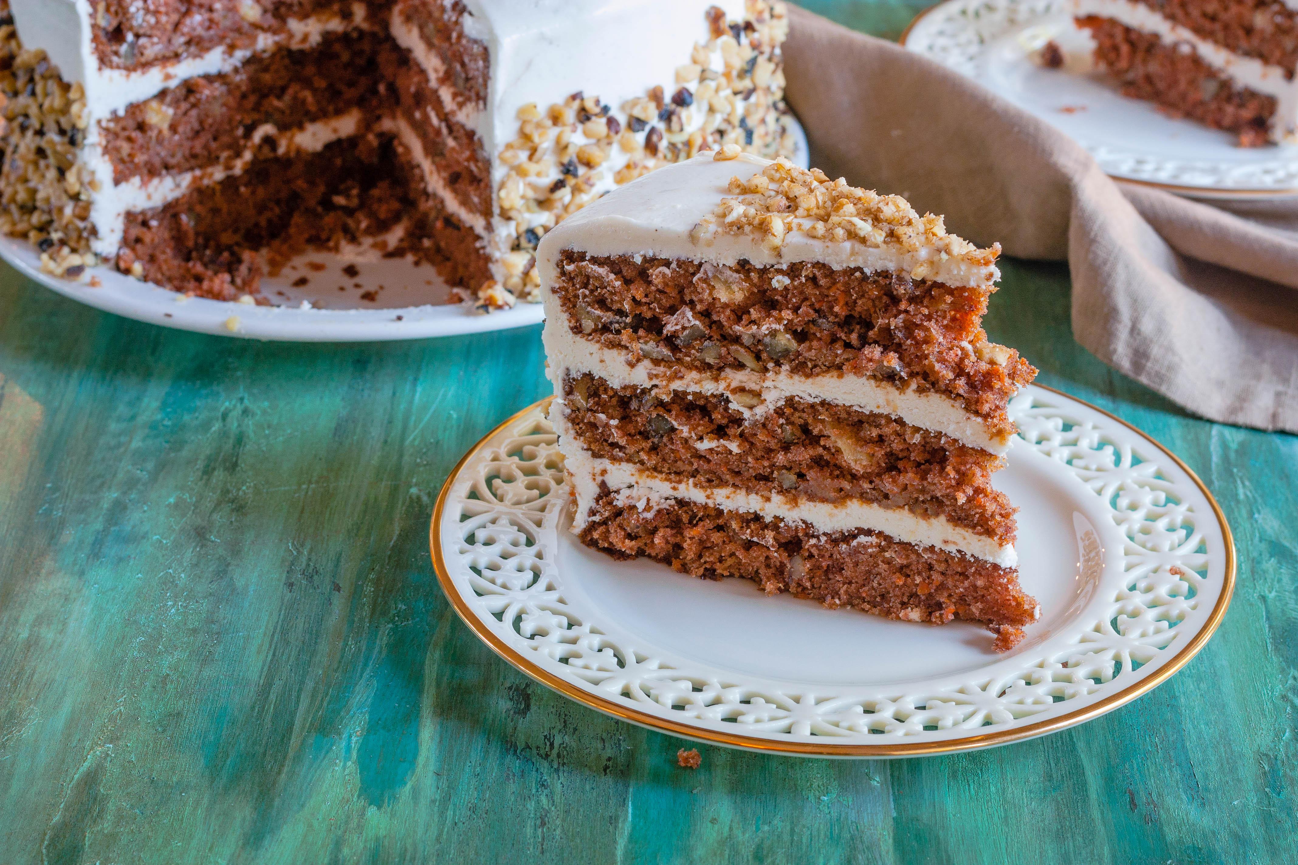 Mom S Carrot Cake Sundaysupper Jennifer Cooks