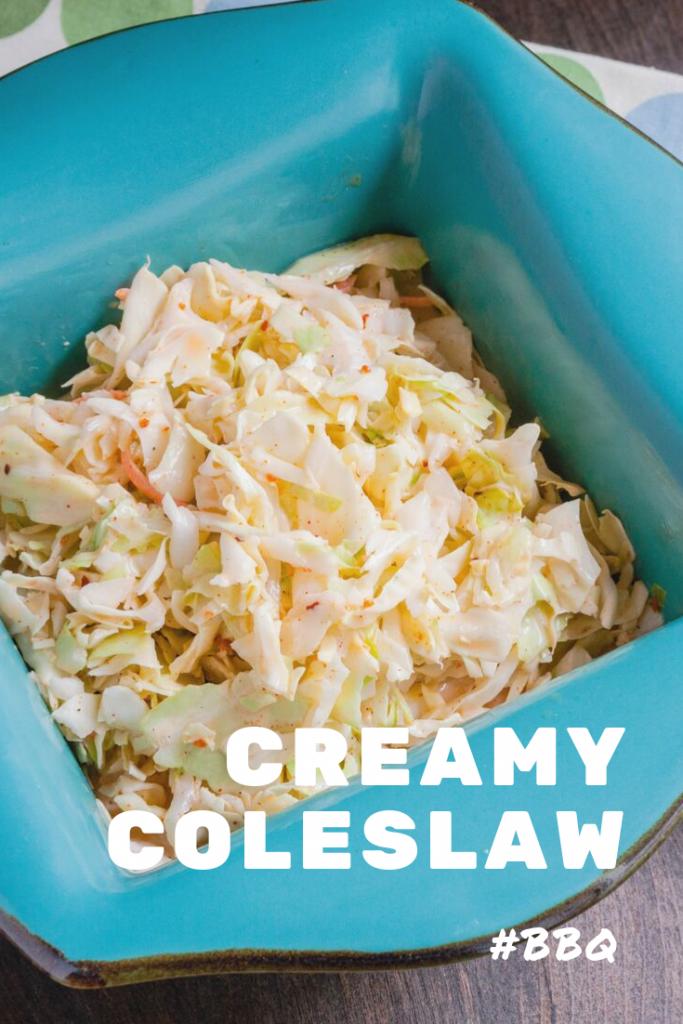Classic Creamy Coleslaw | JenniferCooks.com