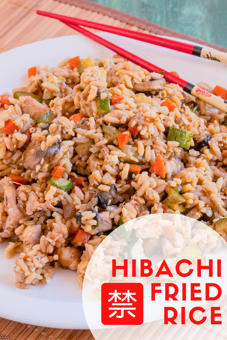 Hibachi-Style Fried Rice Recipe | Kitchen Swagger |Hibachi Style Fried Rice