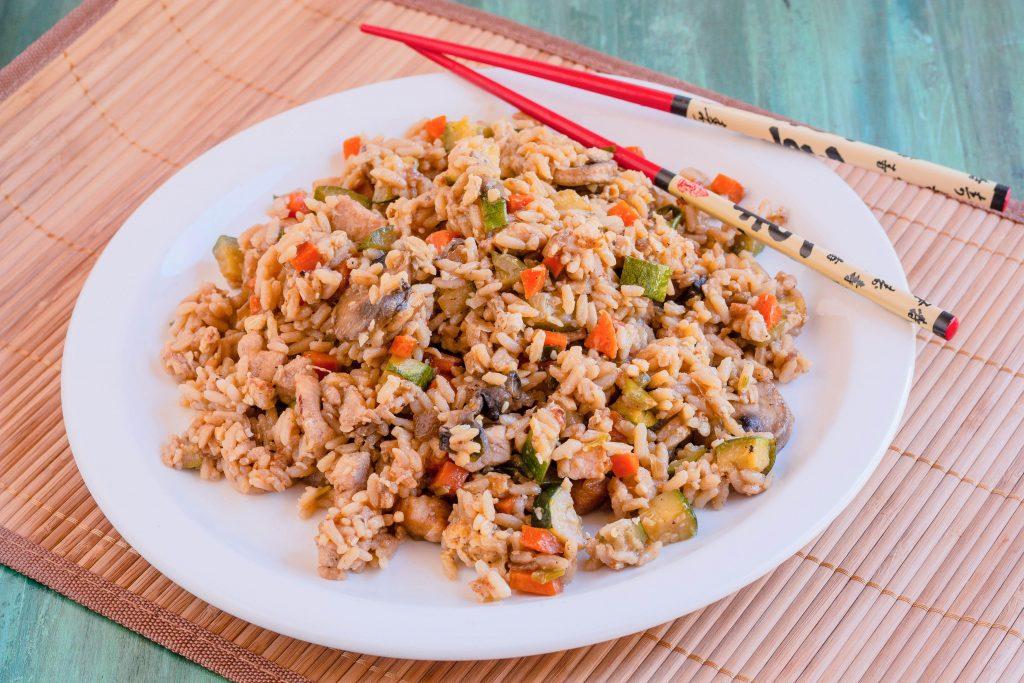 Hibachi Fried Rice | Jennifer Cooks
