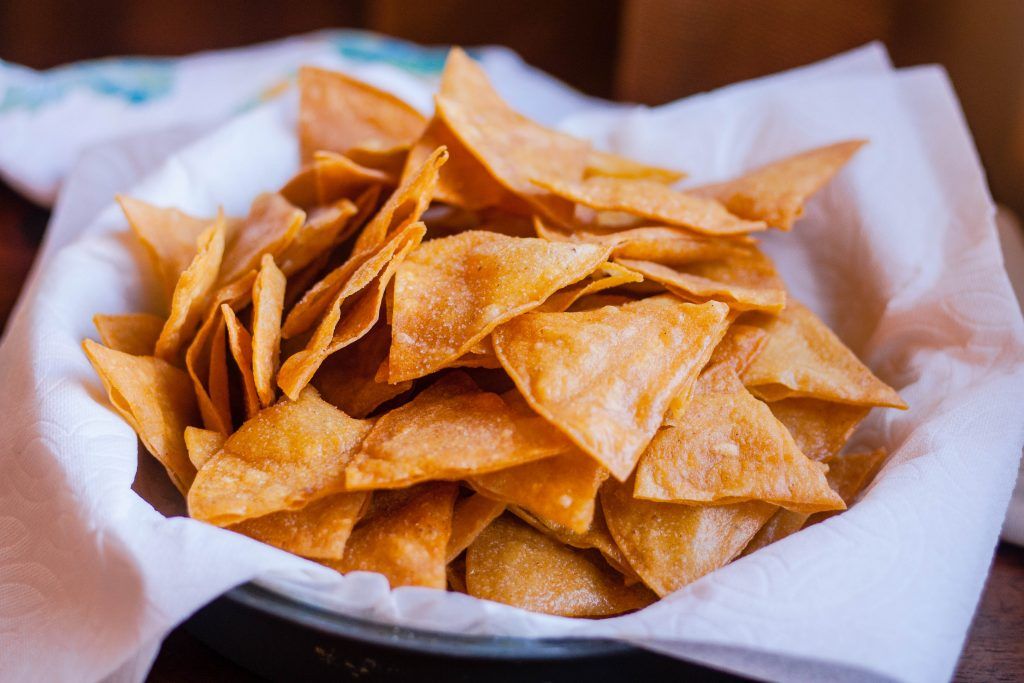 Homemade Tortilla Chips | Jennifer Cooks