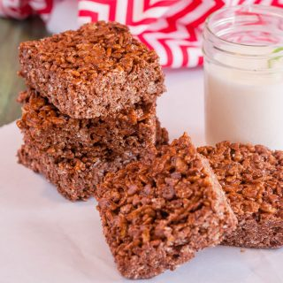 Chocolate Rice Krispie Treats | Jennifer Cooks