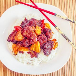 Sweet and Sour Pork | Jennifer Cooks