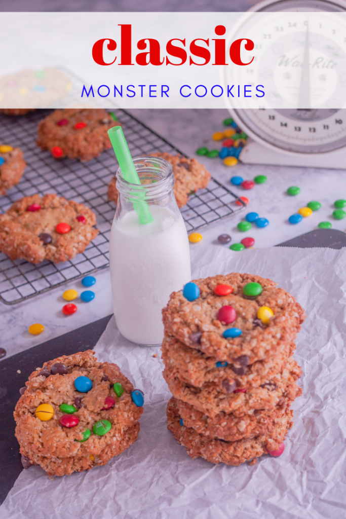 Classic Monster Cookies Pin | JenniferCooks.com