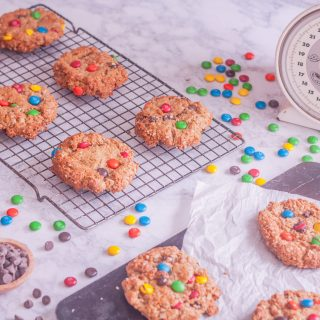 Classic Monster Cookies Recipe | JenniferCooks.com