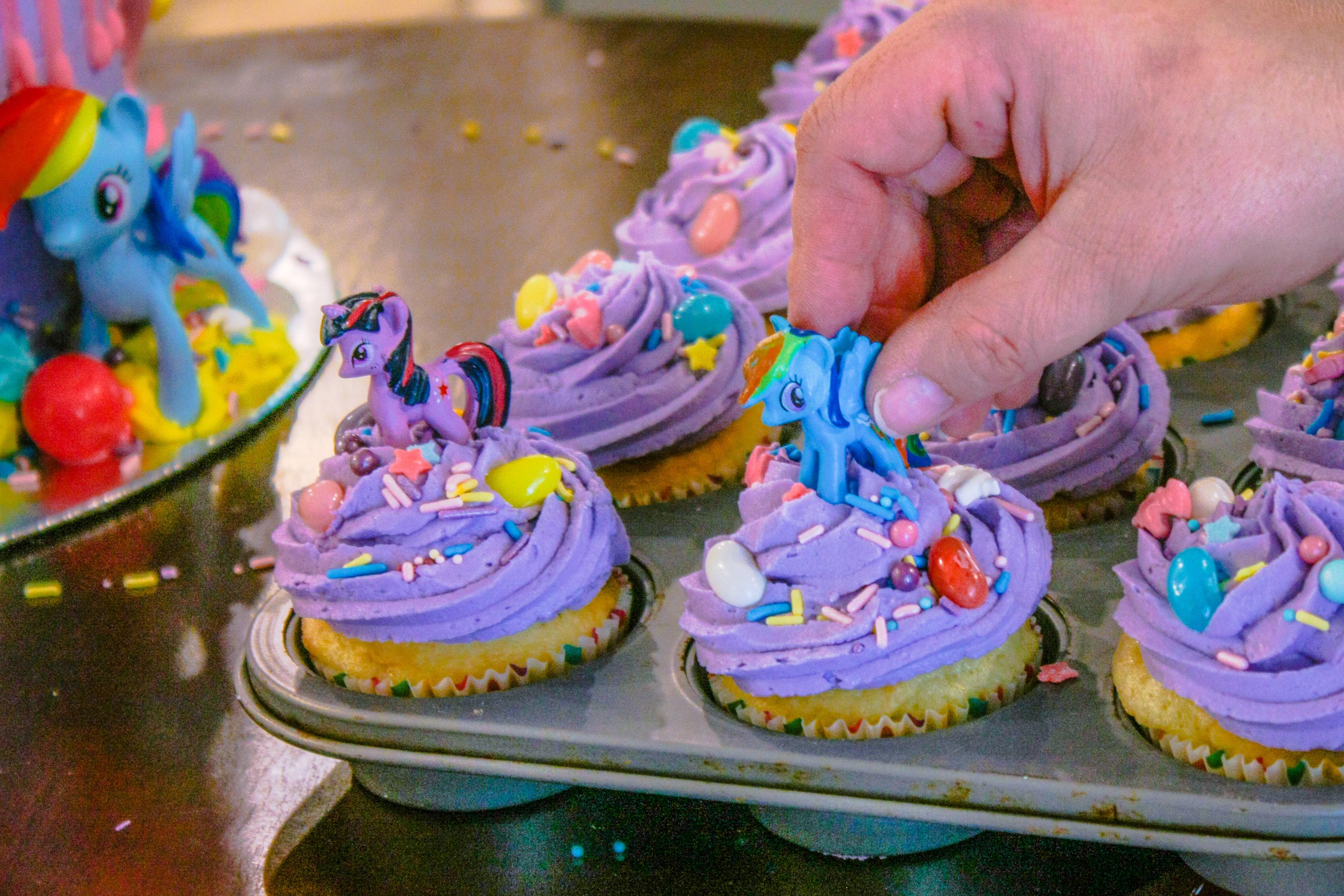 my little pony cake  jennifer cooks