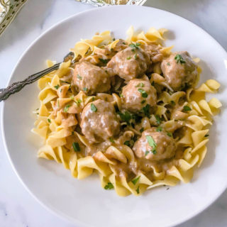 Swedish Meatballs | JenniferCooks.com