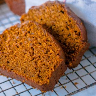 Amish Pumpkin Bread | JenniferCooks.com