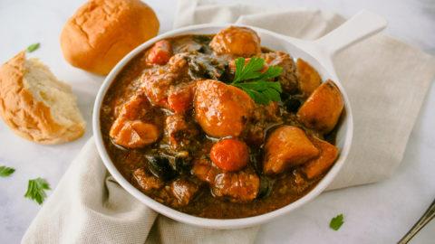 Classic Beef Stew | JenniferCooks.com
