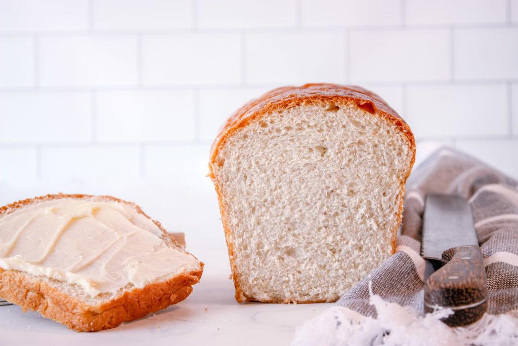 Potato Flake Amish Friendship Bread Starter | JenniferCooks.com