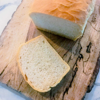 Amish White Bread | JenniferCooks